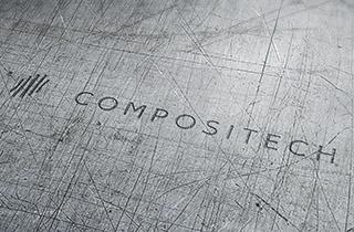 создать логотип и фирменный стиль производителя композитных материалов. | Логотип и фирменный стиль Compositech