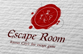 to develop logo for real-life quests Escape Room. | Logo for real-life quests Escape Room