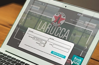 development of the guest registration system for the most popular night club in Latvia. | Guestlist for La Rocca-Revolution club