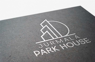 to develop logo for apartment house in Jurmala |  Logo for house in Jurmala